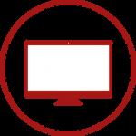 Mapser icona computer