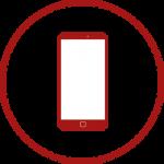 Mapser icona smartphone